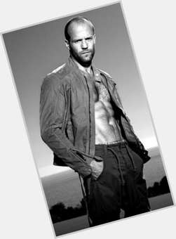 "<a href=""/hot-men/jason-statham/is-he-married-nice-guy-good-actor-really"">Jason Statham</a> Athletic body,  bald hair & hairstyles"
