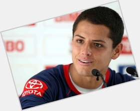 "<a href=""/hot-men/javier-hernandez/is-he-injured-leaving-manchester-united-good-player"">Javier Hernandez</a> Athletic body,  dark brown hair & hairstyles"