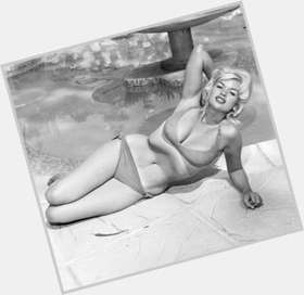 "<a href=""/hot-women/jayne-mansfield/is-she-black-still-alive-mariska-hargitays-mother"">Jayne Mansfield</a> Voluptuous body,  dyed blonde hair & hairstyles"