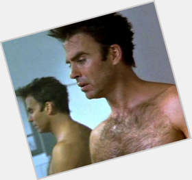 Jeff Fahey light brown hair & hairstyles Athletic body,