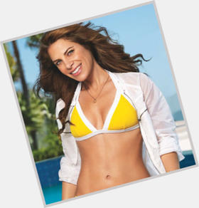 Jillian Michaels light brown hair & hairstyles Athletic body,