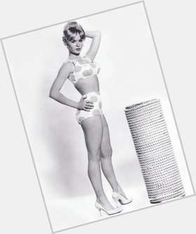 Joey Heatherton blonde hair & hairstyles Athletic body,