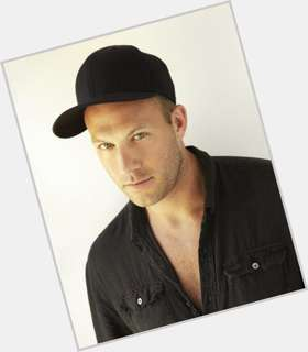Johnny Wujek dark brown hair & hairstyles Athletic body,