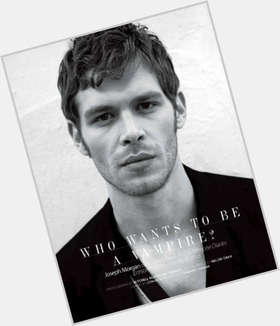 Joseph Morgan blonde hair & hairstyles Athletic body,