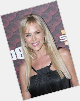 Julie Benz blonde hair & hairstyles Athletic body,