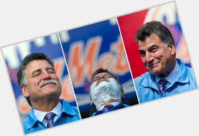 Keith Hernandez dark brown hair & hairstyles Athletic body,