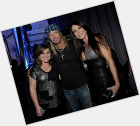 "<a href=""/hot-women/kristi-gibson/is-she-dating-bret-michaels-girlfriend-what-doing"">Kristi Gibson</a> Slim body,  dark brown hair & hairstyles"