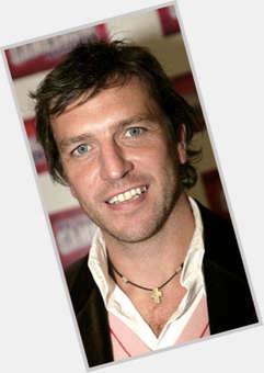 Lee Sharpe light brown hair & hairstyles Athletic body,