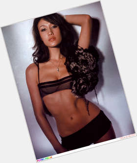 "<a href=""/hot-women/maggie-q/is-she-married-dating-shane-west-asian-chinese"">Maggie Q</a> Athletic body,  light brown hair & hairstyles"