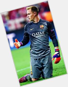 "<a href=""/hot-men/marc-andre-ter-stegen/is-he-good-tall-fifa-18-twitter-wife"">Marc Andre Ter Stegen</a> Athletic body,  blonde hair & hairstyles"