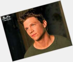 Marc Blucas light brown hair & hairstyles Athletic body,