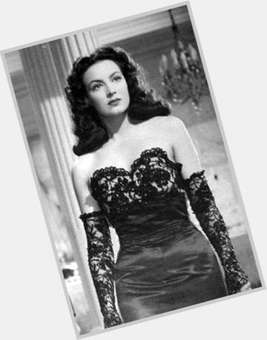Maria Felix black hair & hairstyles Athletic body,