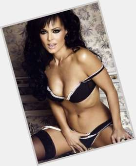 Maribel Guardia black hair & hairstyles Athletic body,