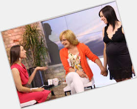 "<a href=""/hot-women/marilyn-denis/is-she-pregnant-dating-married-denis-son-adam"">Marilyn Denis</a> Average body,  red hair & hairstyles"