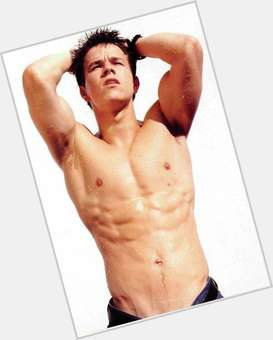 "<a href=""/hot-men/mark-wahlberg/is-he-married-racist-steroids-christian-irish-short"">Mark Wahlberg</a> Athletic body,  dark brown hair & hairstyles"