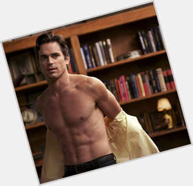 "<a href=""/hot-men/matt-bomer/is-he-gay-new-christian-grey-straight-single"">Matt Bomer</a> Athletic body,  dark brown hair & hairstyles"