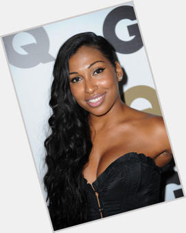 Melanie Fiona black hair & hairstyles Athletic body,