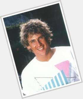 Michael Dudikoff blonde hair & hairstyles Bodybuilder body,