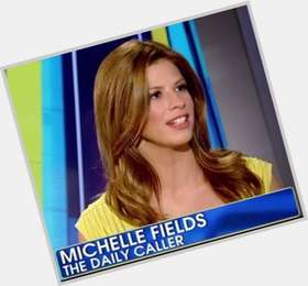 "<a href=""/hot-women/michelle-fields/is-she-married-dating-daily-caller-hot-idiot"">Michelle Fields</a> Slim body,  dark brown hair & hairstyles"