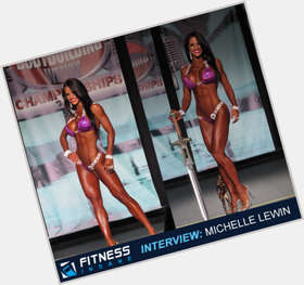 "<a href=""/hot-women/michelle-lewin/where-dating-news-photos"">Michelle Lewin</a> Athletic body,  dark brown hair & hairstyles"