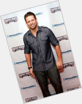 Mike The Miz Mizanin light brown hair & hairstyles Bodybuilder body,
