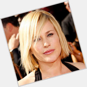 Patricia Arquette dyed blonde hair & hairstyles Athletic body,