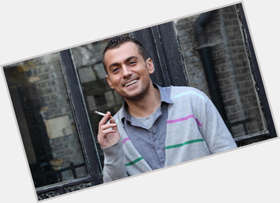Paul Danan dark brown hair & hairstyles Athletic body,