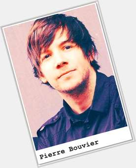 Pierre Bouvier dark brown hair & hairstyles Athletic body,