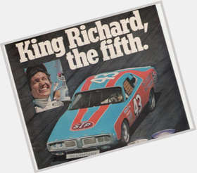 "<a href=""/hot-men/richard-petty/is-he-blake-sheltons-video-missing-finger-driving"">Richard Petty</a> Slim body,  dark brown hair & hairstyles"