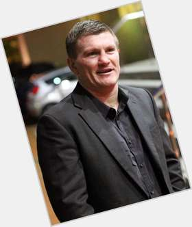 Ricky Hatton light brown hair & hairstyles Athletic body,