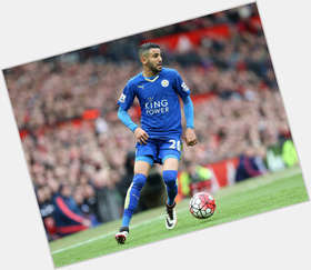 "<a href=""/hot-men/riyad-mahrez/is-he-injured-good-french-leaving-leicester-married"">Riyad Mahrez</a> Athletic body,  black hair & hairstyles"