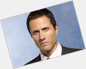 Rob Estes dark brown hair & hairstyles Athletic body,