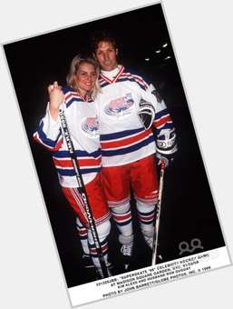 Ron Duguay light brown hair & hairstyles Athletic body,
