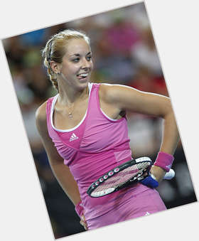 Sabine Lisicki dyed blonde hair & hairstyles Athletic body,