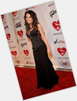 "<a href=""/hot-women/sarah-brightman/is-she-married-blind-pregnant-crazy-christian-opera"">Sarah Brightman</a> Average body,  dark brown hair & hairstyles"