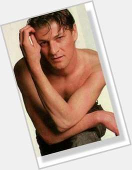 Sean Bean light brown hair & hairstyles Athletic body,