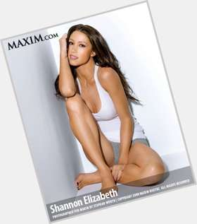 "<a href=""/hot-women/shannon-elizabeth/is-she-singer-american-reunion-chris-browns-video"">Shannon Elizabeth</a> Athletic body,  dark brown hair & hairstyles"