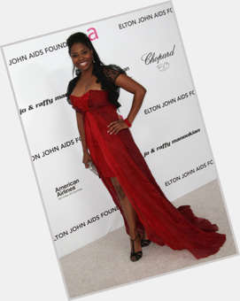 Shar Jackson black hair & hairstyles Voluptuous body,