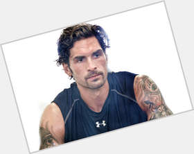 Sheldon Souray dark brown hair & hairstyles Bodybuilder body,