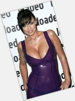 Sophie Howard dark brown hair & hairstyles Voluptuous body,