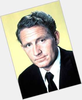 Spencer Tracy light brown hair & hairstyles Athletic body,