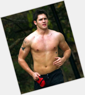"<a href=""/hot-men/steven-r-mcqueen/is-he-related-steve-single-still-vampire-diaries"">Steven R Mcqueen</a> Athletic body,  dark brown hair & hairstyles"
