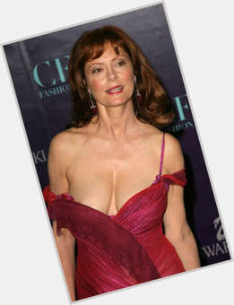 "<a href=""/hot-women/susan-sarandon/is-she-married-voice-tylenol-tim-robbins-clue"">Susan Sarandon</a> Average body,  red hair & hairstyles"