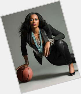 Swin Cash  Athletic body,