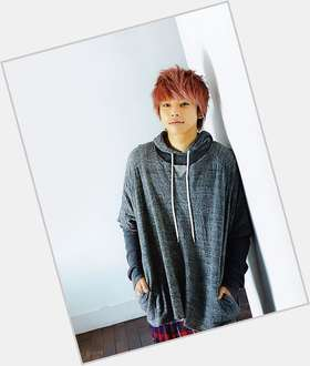 "<a href=""/hot-men/takahisa-masuda/news-photos"">Takahisa Masuda</a>  dyed red hair & hairstyles"