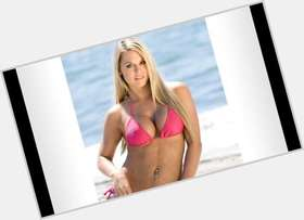 Taryn Terrell blonde hair & hairstyles Athletic body,