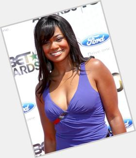Tatyana Ali black hair & hairstyles Athletic body,