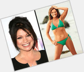 Valerie Bertinelli light brown hair & hairstyles Athletic body,
