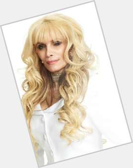 Victoria Gotti dyed blonde hair & hairstyles Voluptuous body,