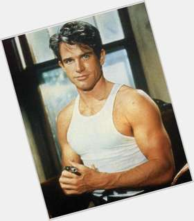 "<a href=""/hot-men/warren-beatty/is-he-still-alive-retired-communist-well-endowed"">Warren Beatty</a> Average body,  dark brown hair & hairstyles"